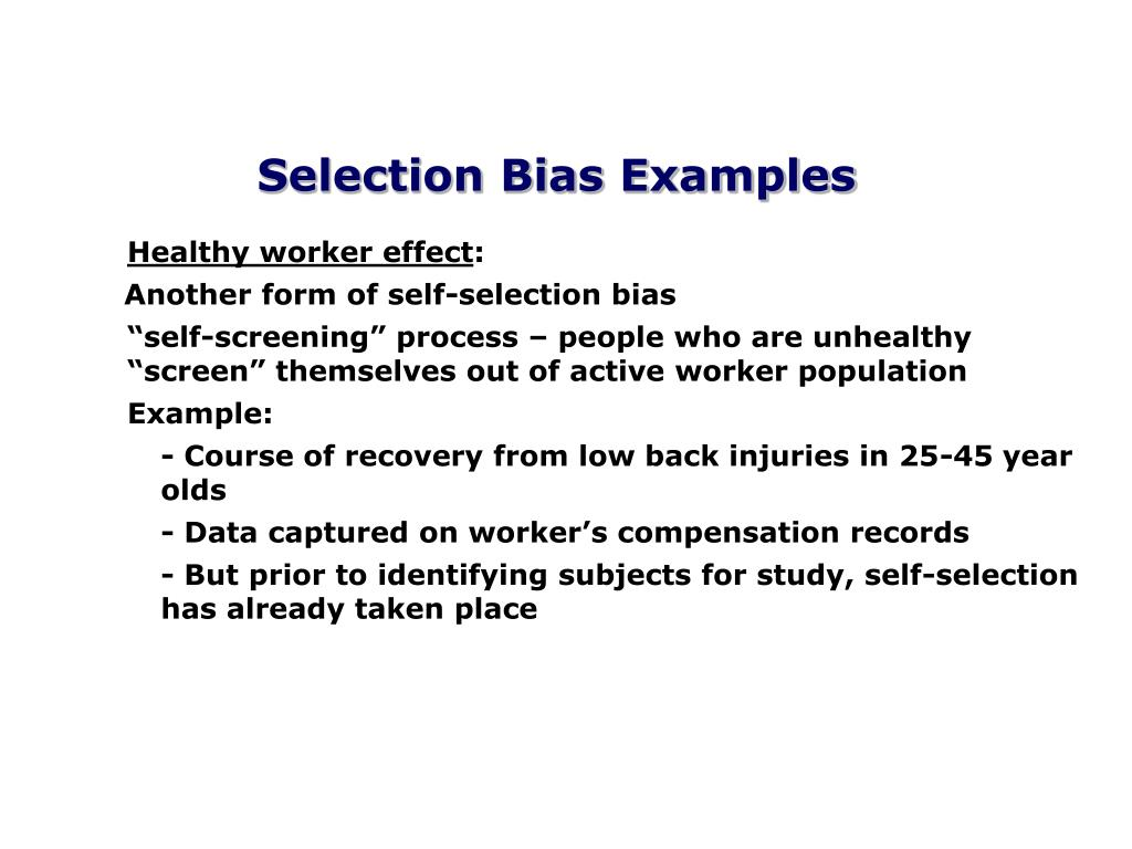 Ppt Bias Confounding And Fallacies In Epidemiology