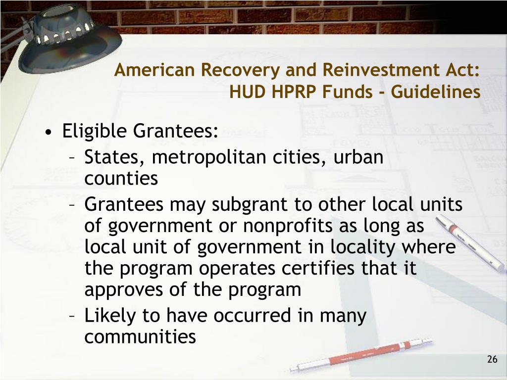 the american recovery and reinvestment act of 2009 The connecticut judicial branch applied for and was awarded funding for two grants by the department of justice office of justice programs, under the american recovery and reinvestment act of 2009.