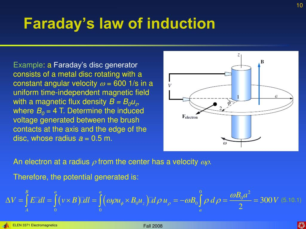 PPT - Lecture 5: Time-... Angular Velocity Equation