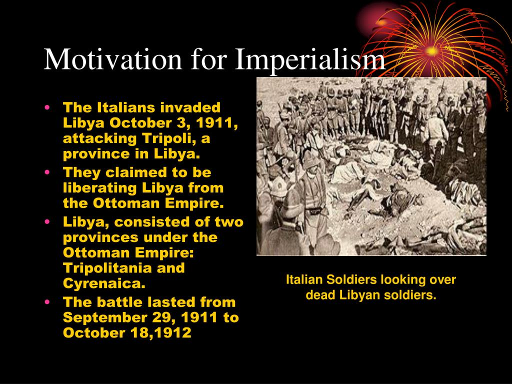 libya imperialism Third world quarterly, 2017 vol 38, no 11, 2411–2427 libya and europe: imperialism, crisis and migration.