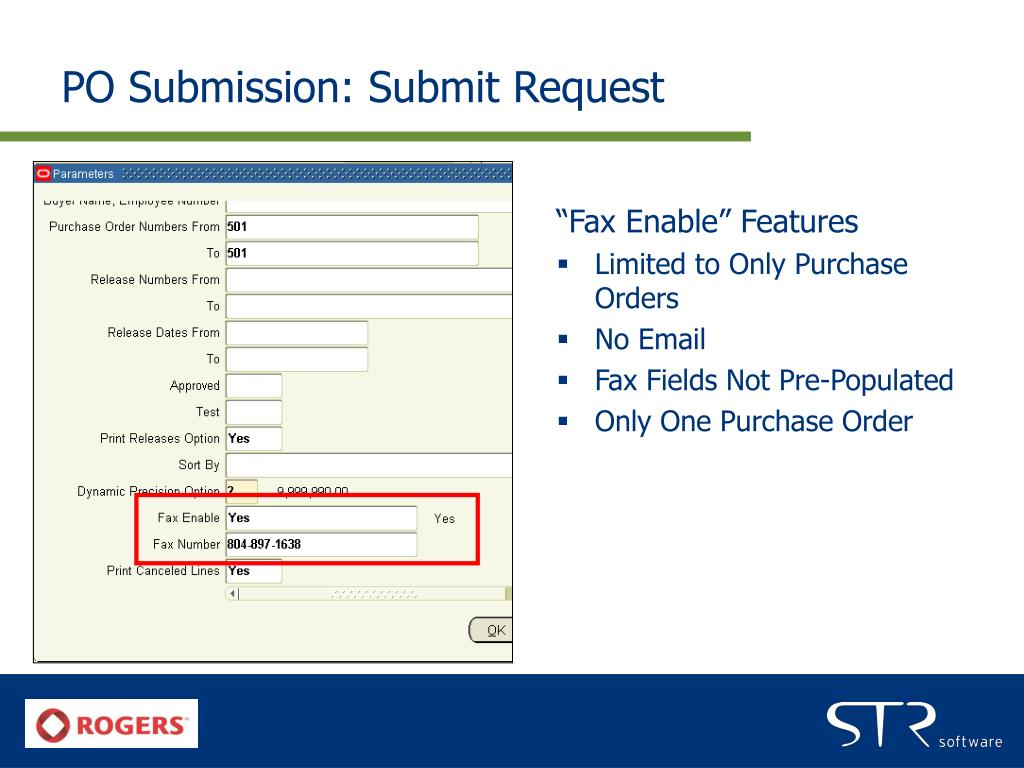"""""""Fax Enable"""" Features"""