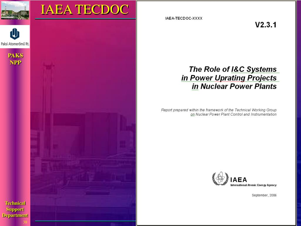 IAEA TECDOC