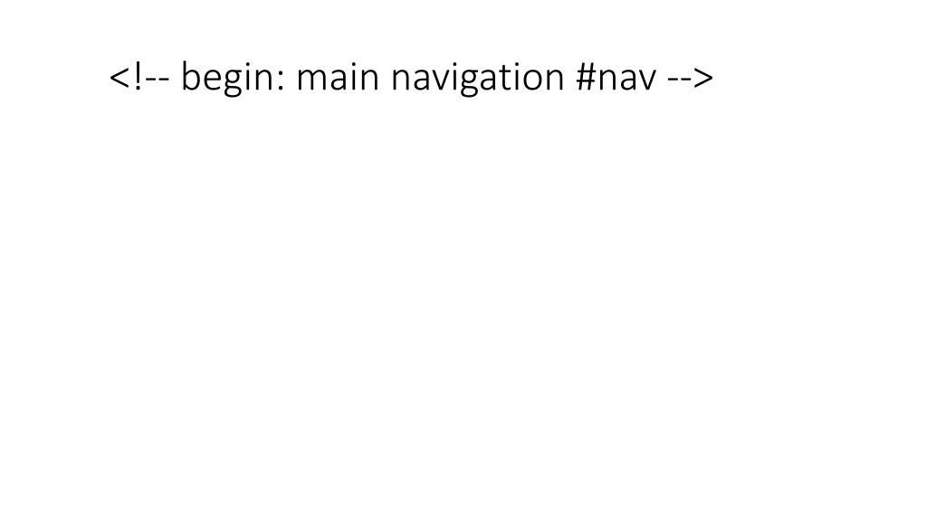 <!-- begin: main navigation #nav -->