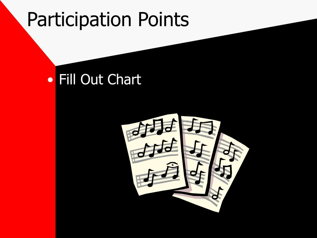 Participation Points