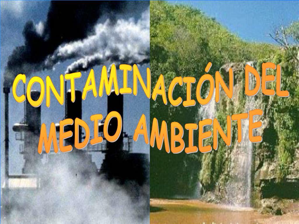 CONTAMINACIÓN DEL