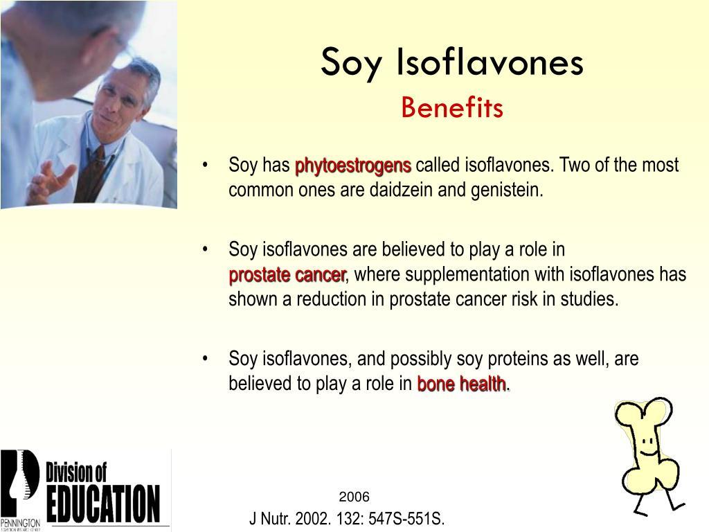 Soy Isoflavones