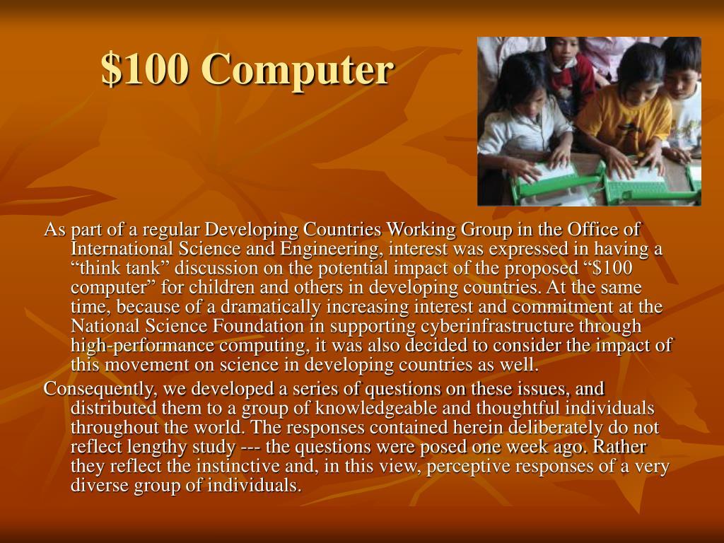 $100 Computer