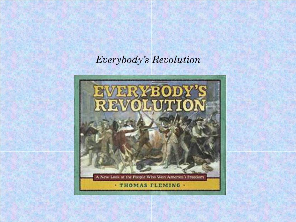 Everybody's Revolution