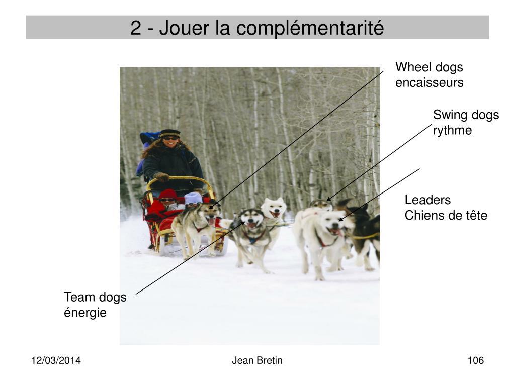 2 - Jouer la complémentarité