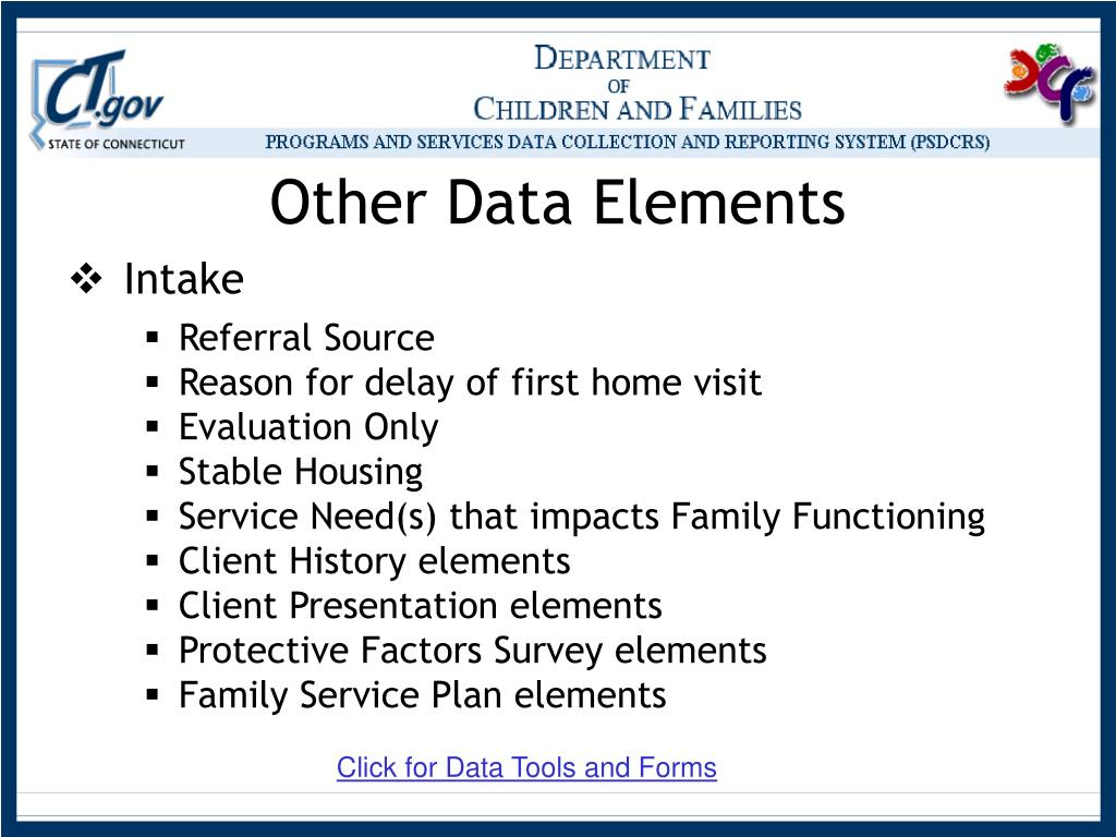 Other Data Elements