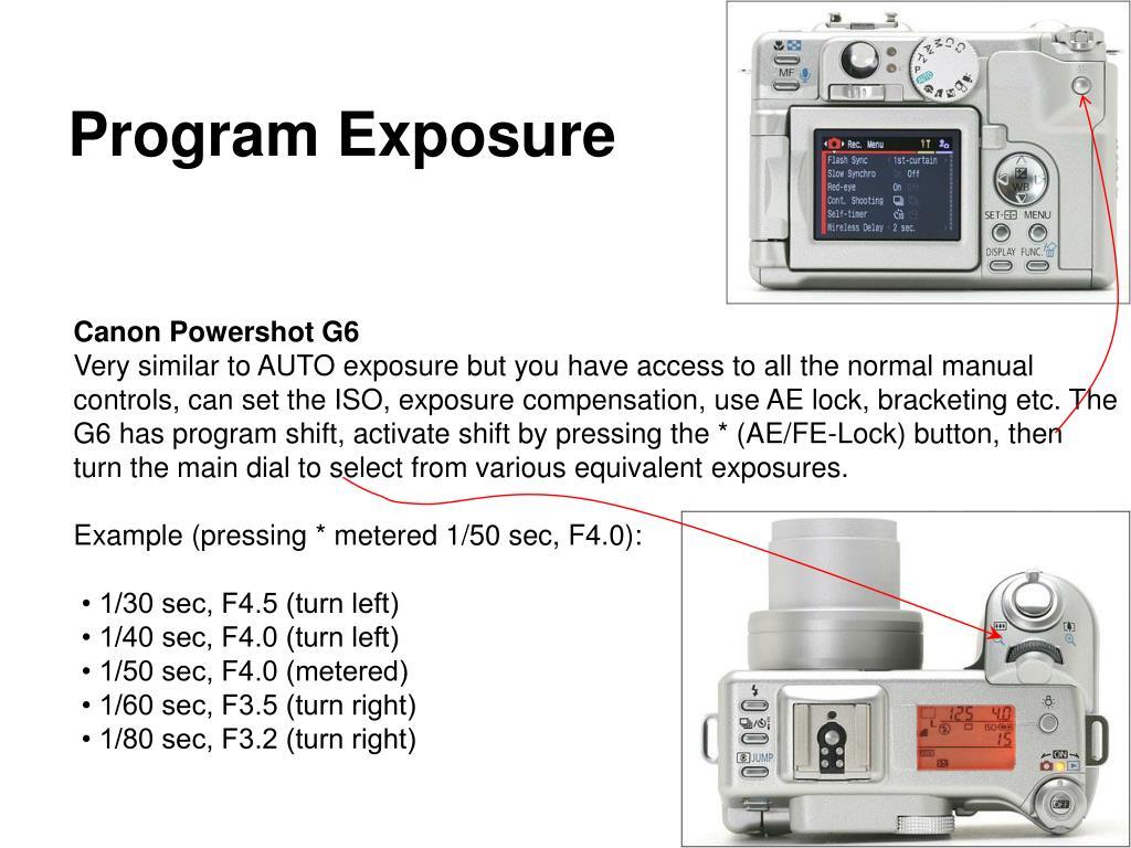 Program Exposure