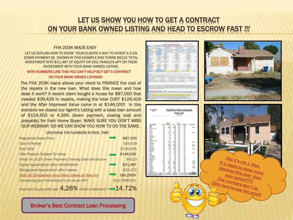 Let us show you how to get a contract