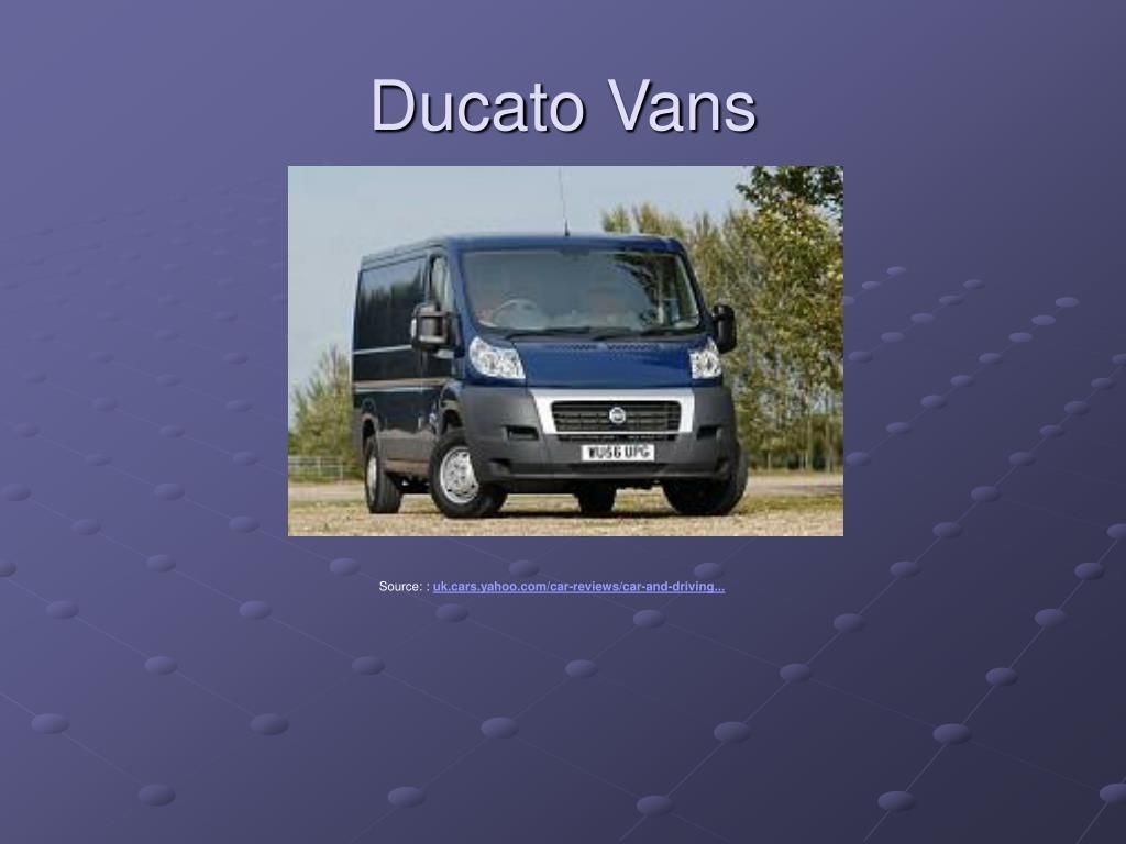 Ducato Vans