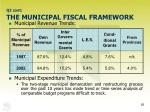 q2 cont the municipal fiscal framework28