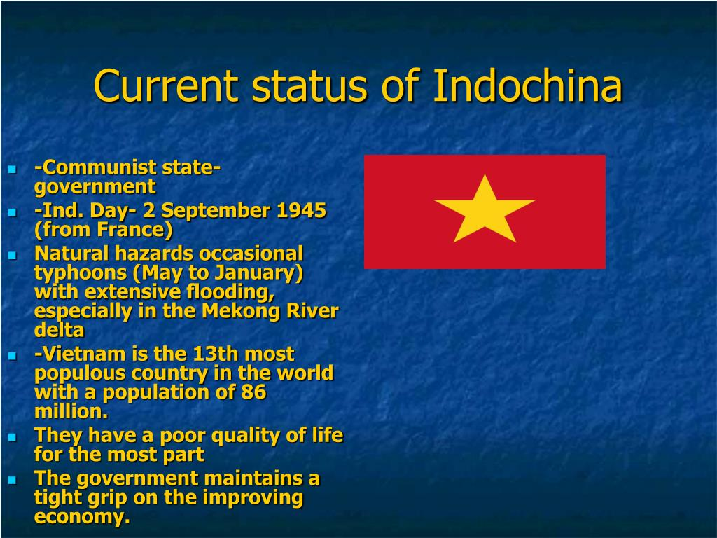 -Communist state- government