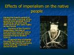 effects of imperialism on the native people8