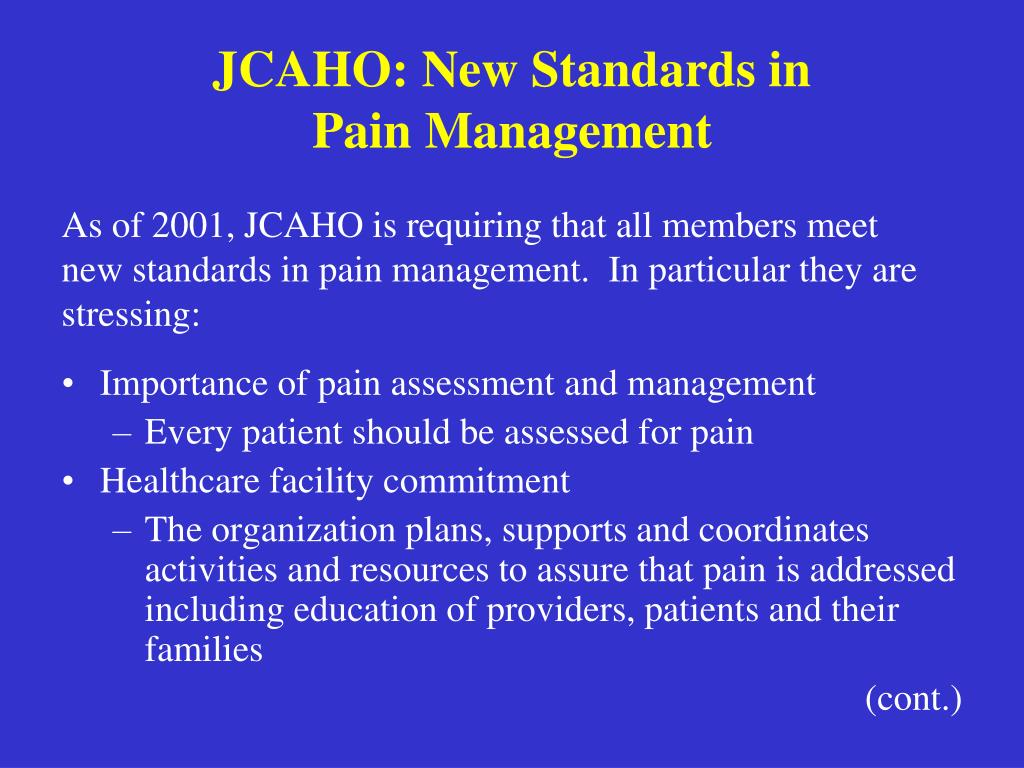 the assessment and management of pain Institute for clinical systems improvement wwwicsiorg 2 management algorithm assessment and management of chronic pain guideline summary a = annotation.