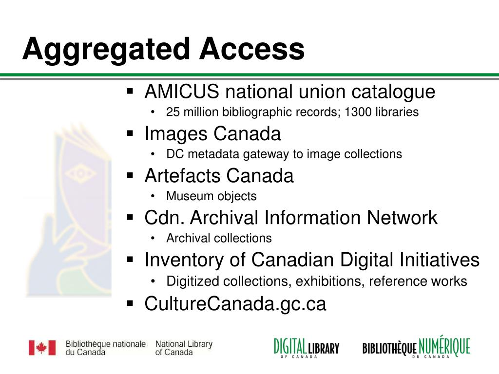 Aggregated Access
