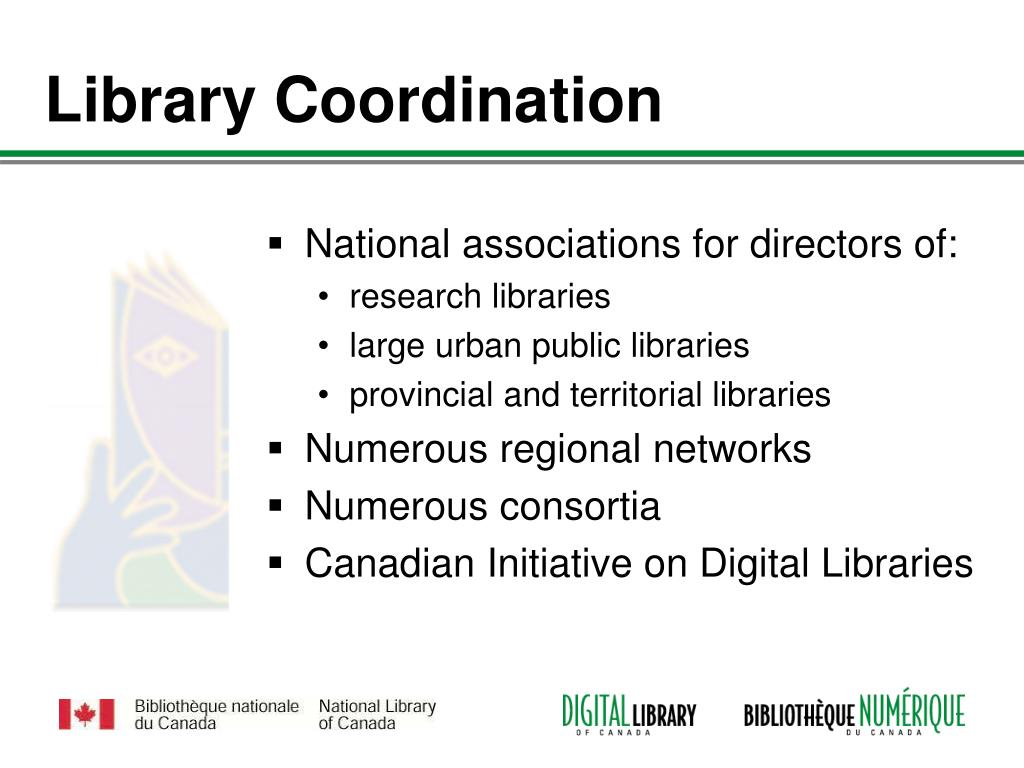 Library Coordination