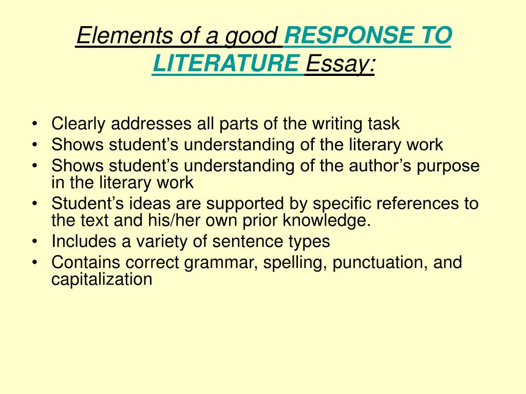 response phase essay Assignment instructions  prepare an essay in which you: examine consequence management (cm) in the context of response planning you should: recount the doctrine of tiered response as emphasized within the national response framework (nrf.
