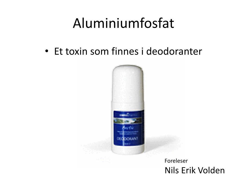 Aluminiumfosfat