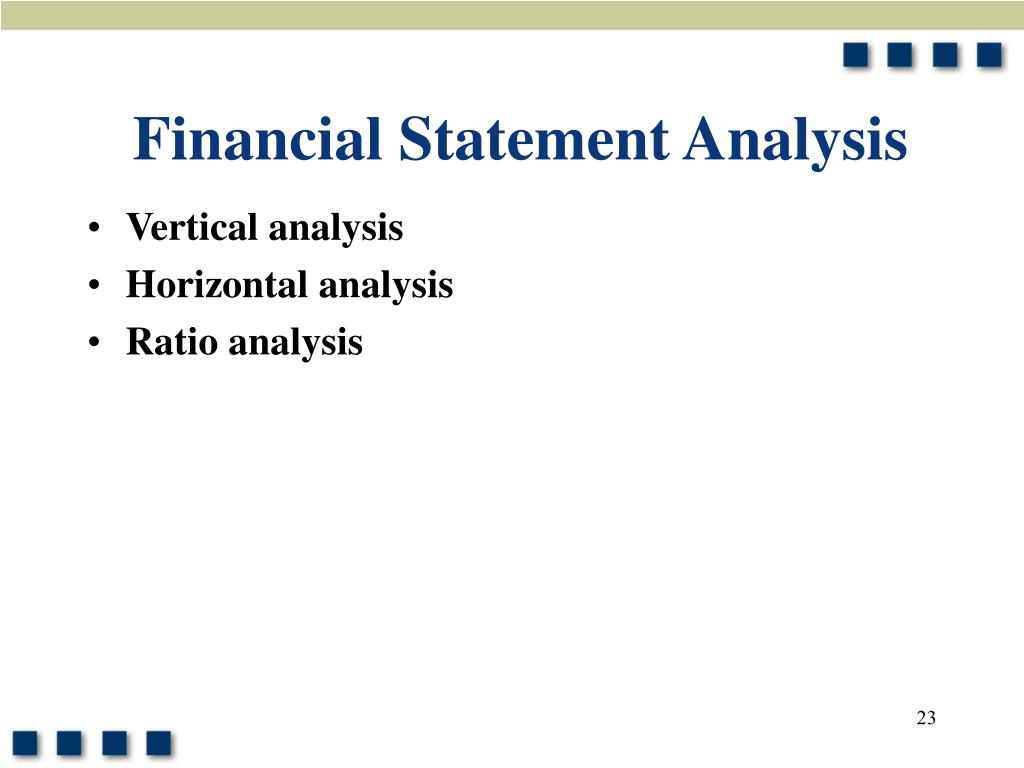 ratio and financial statement analysis Using data that is readily obtainable from financial statements prepared in   kpmg introduced its first edition of ratio analysis in higher education in the  1970s.