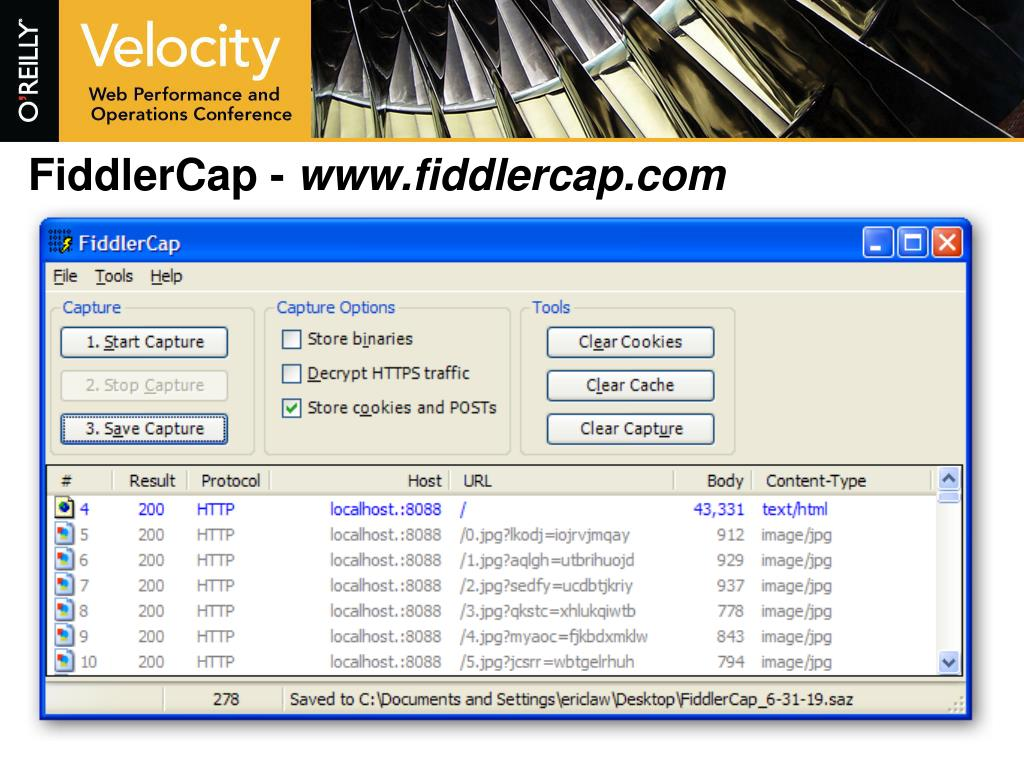 FiddlerCap -