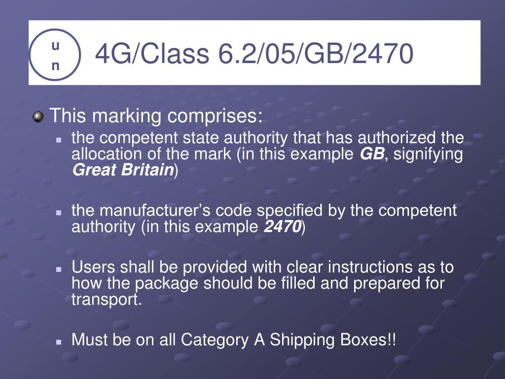 4G/Class 6.2/05/GB/2470