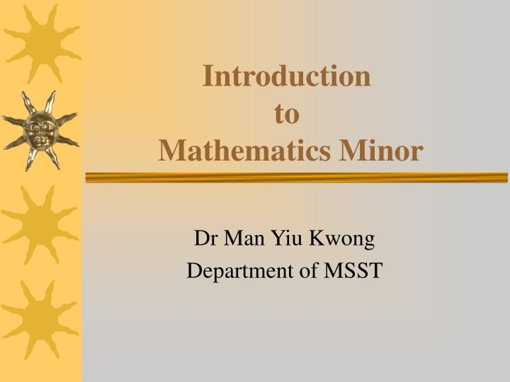 Introduction to mathematics minor l.jpg