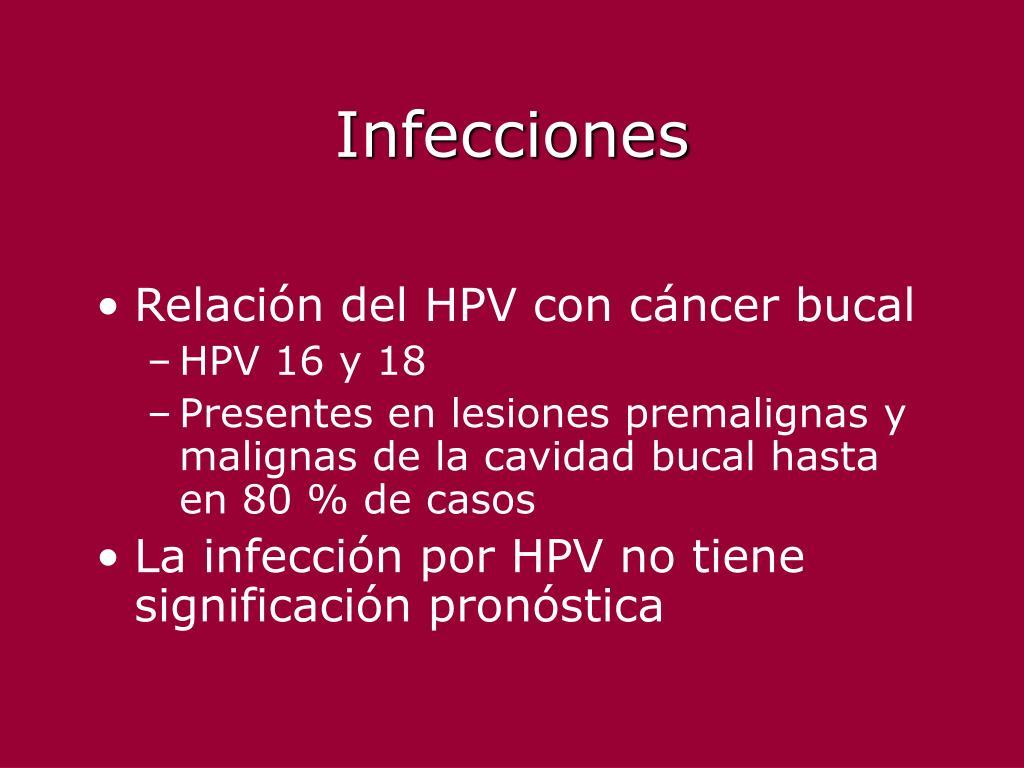 Infecciones