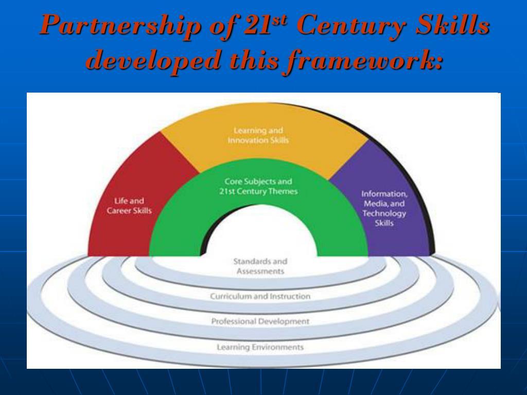 Partnership of 21