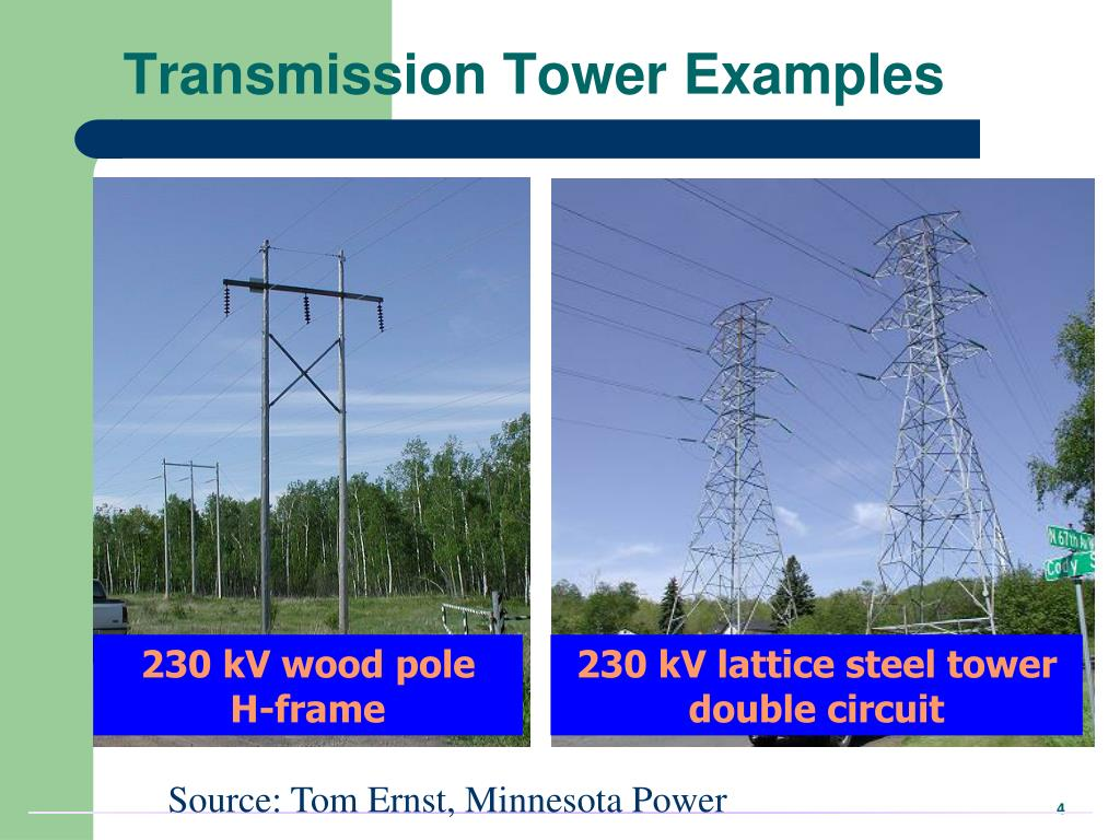 Transmission Tower Examples