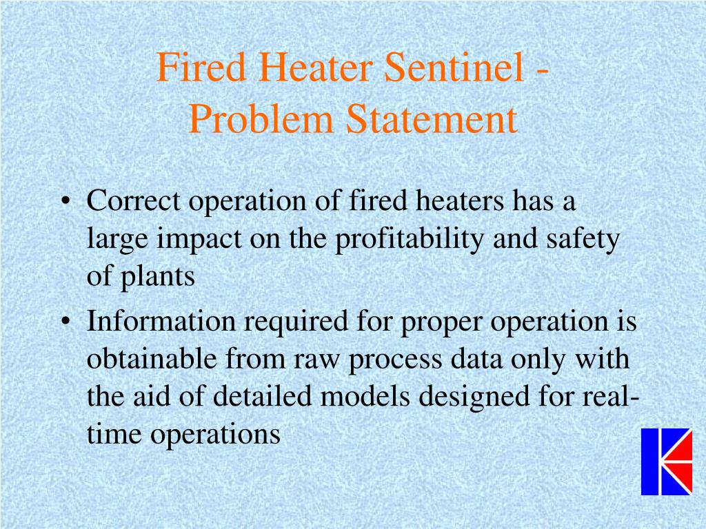 Fired Heater Sentinel -