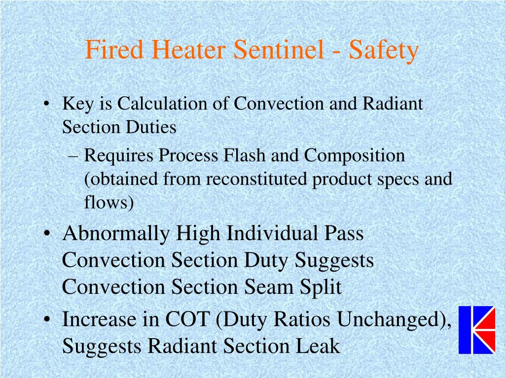 Fired Heater Sentinel - Safety
