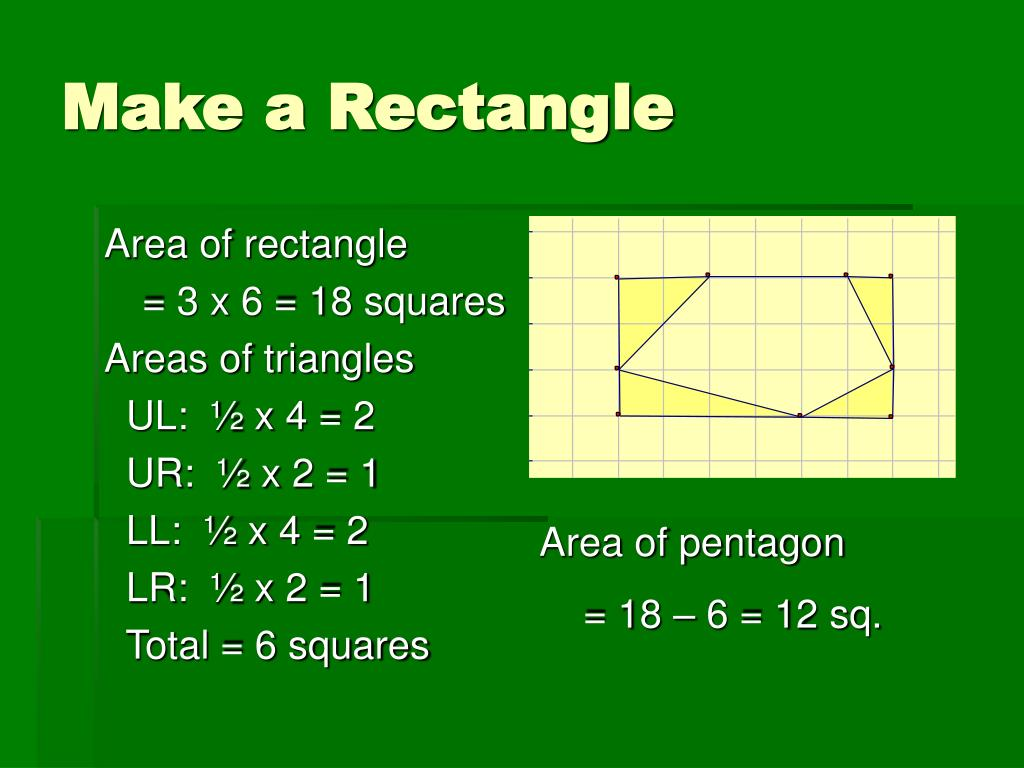 Make a Rectangle