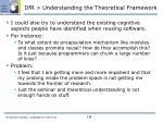 dfr understanding the theoretical framework