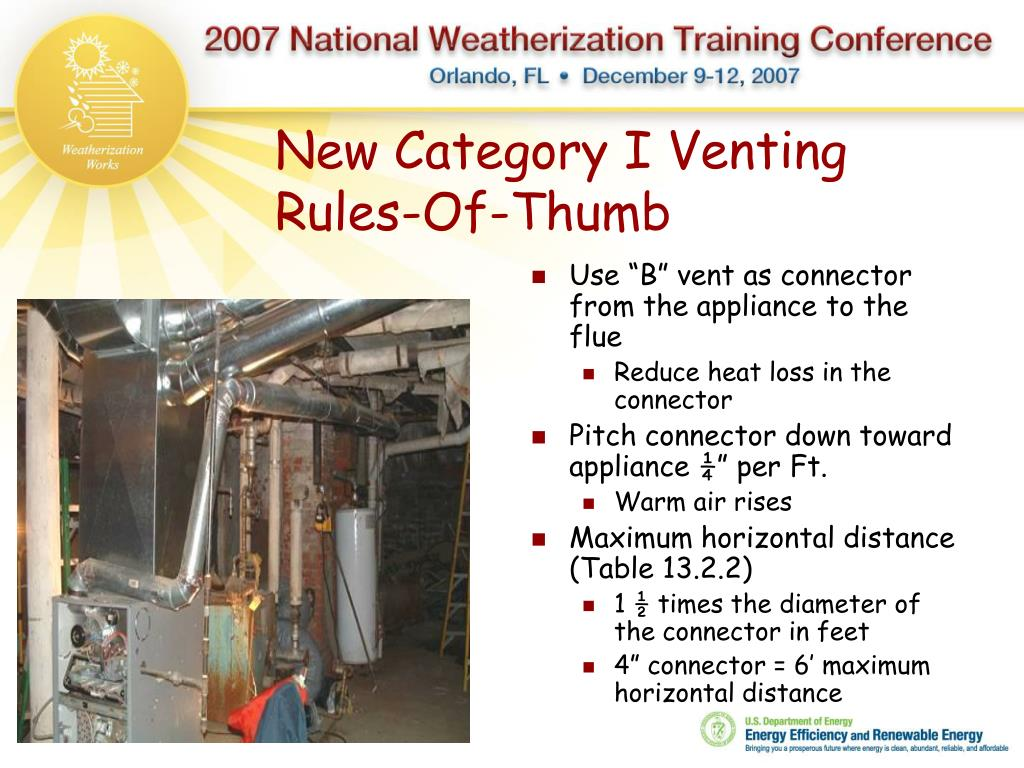 Rules of thumb for evaporator operations