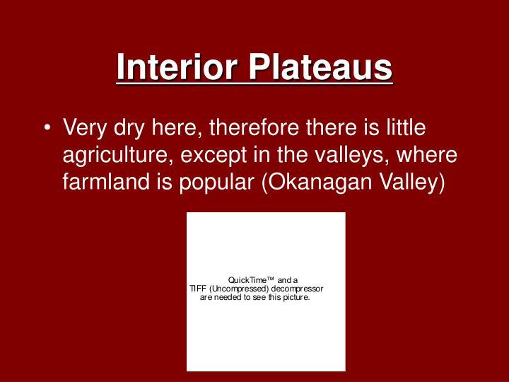 Interior Plateaus