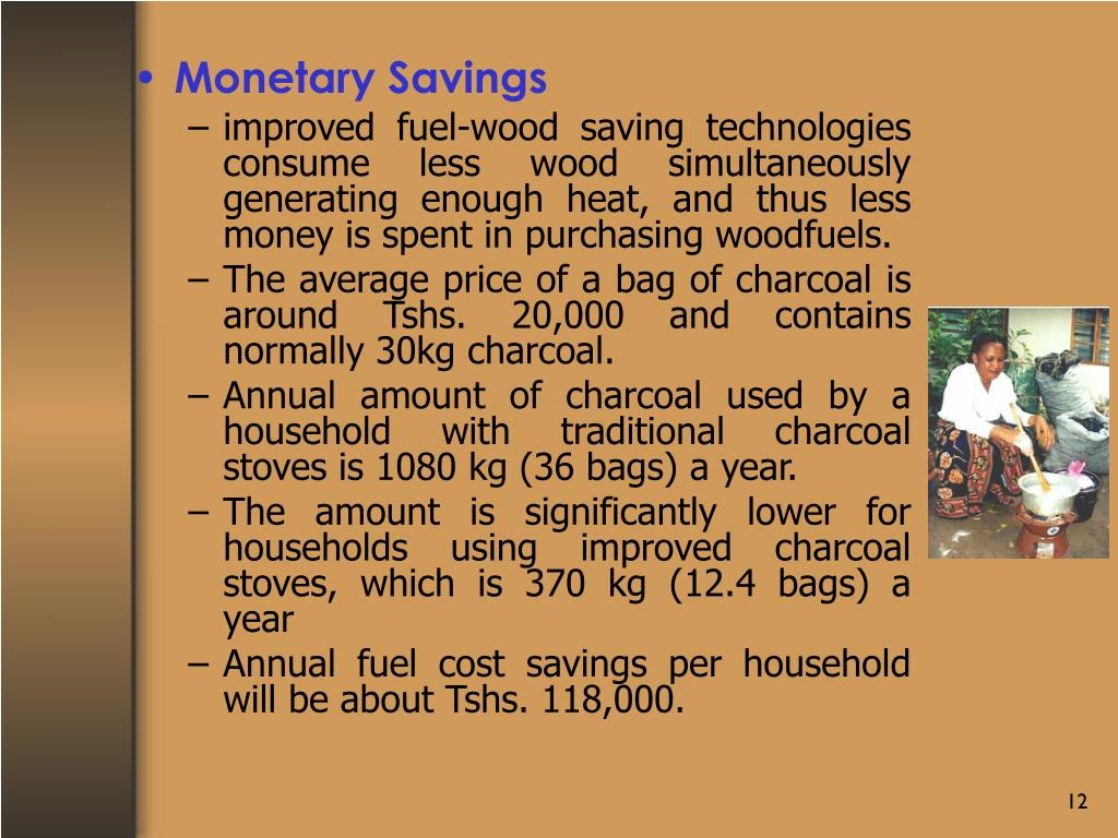 Monetary Savings