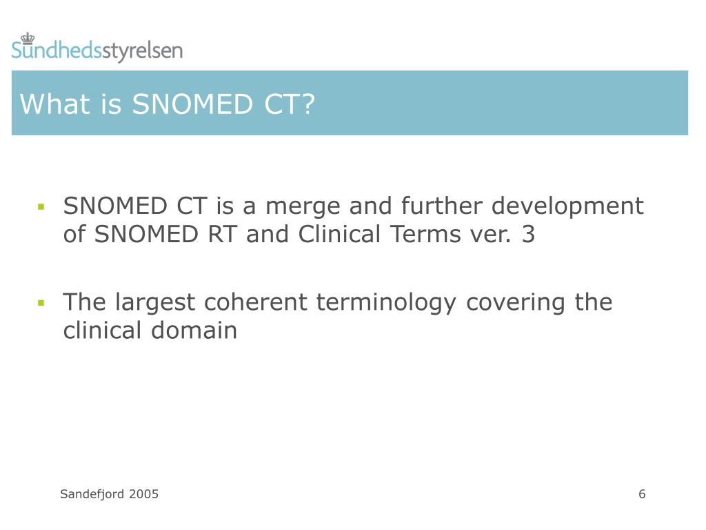 What is SNOMED CT?