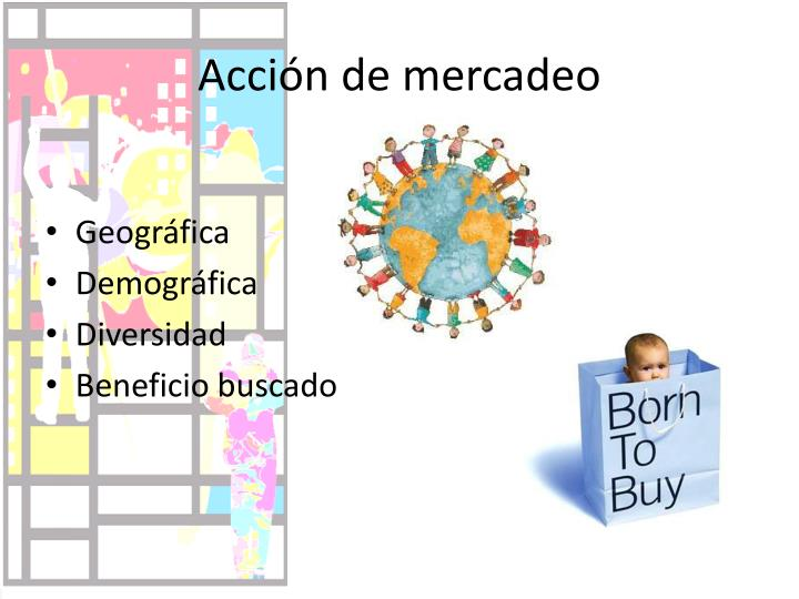 Acción de mercadeo