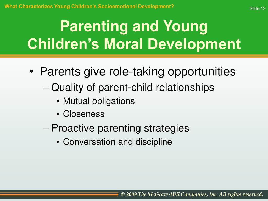 analysis of moral development in young children The emergence of morality in young children is one of very few scholarly books concerning the development of moral tendencies in the early years.