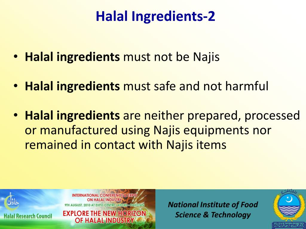 Halal Ingredients-2