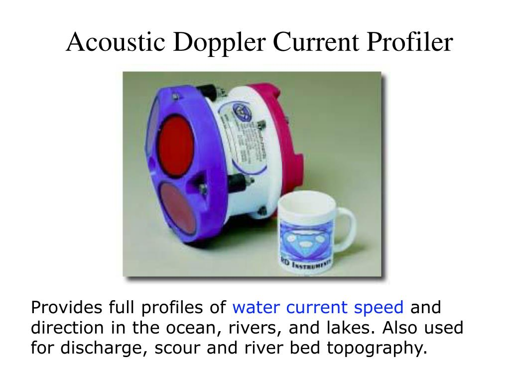 Acoustic Doppler Current Profiler