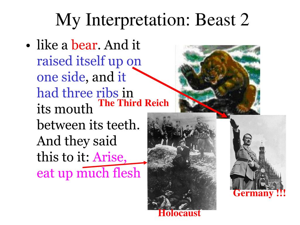 My Interpretation: Beast 2
