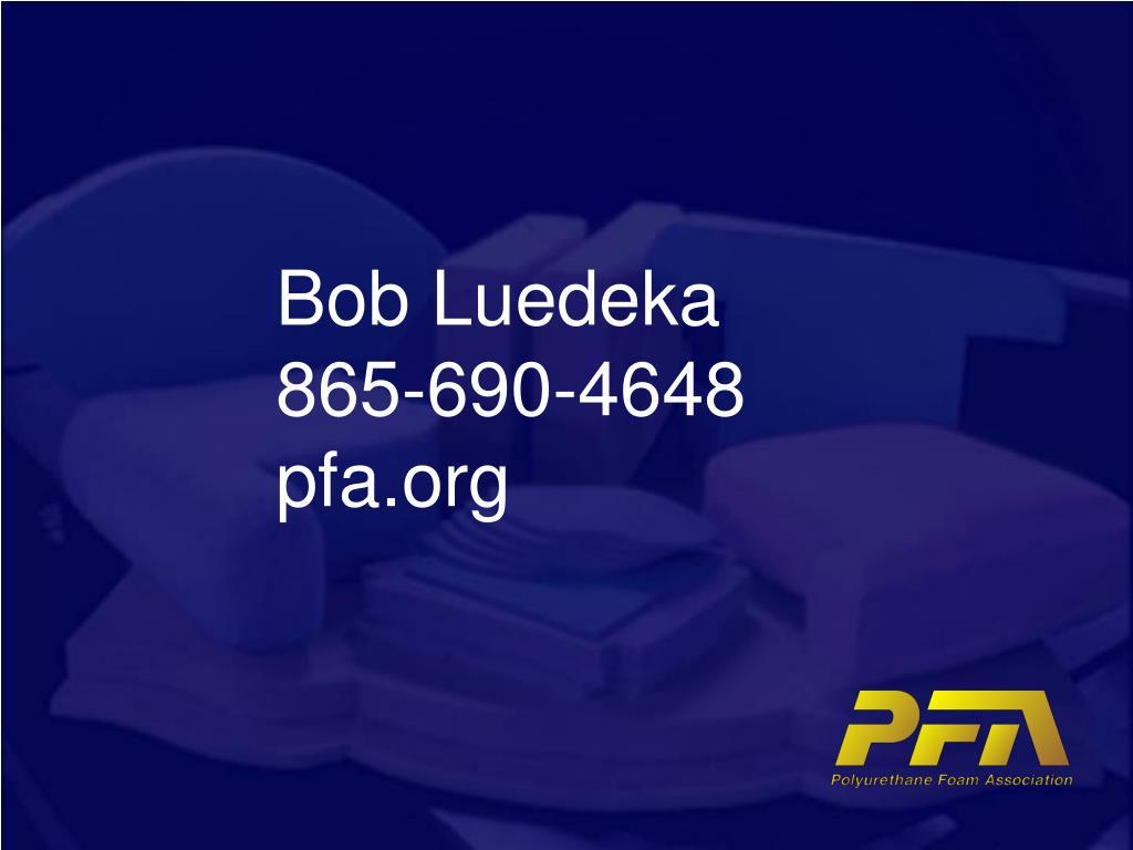 Bob Luedeka