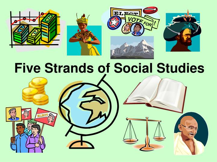 Five strands of social studies l.jpg