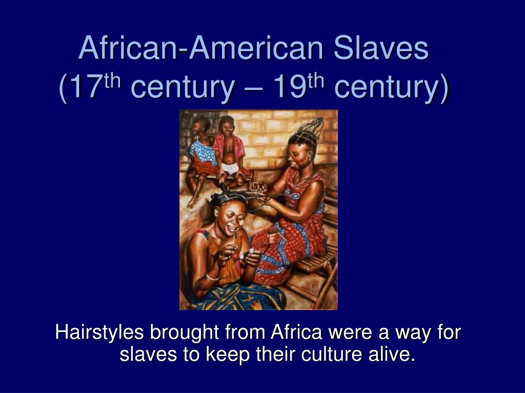African-American Slaves