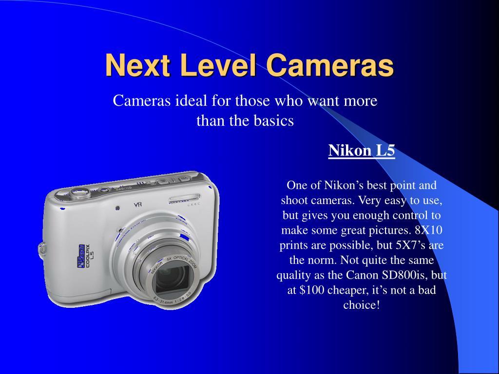 Next Level Cameras
