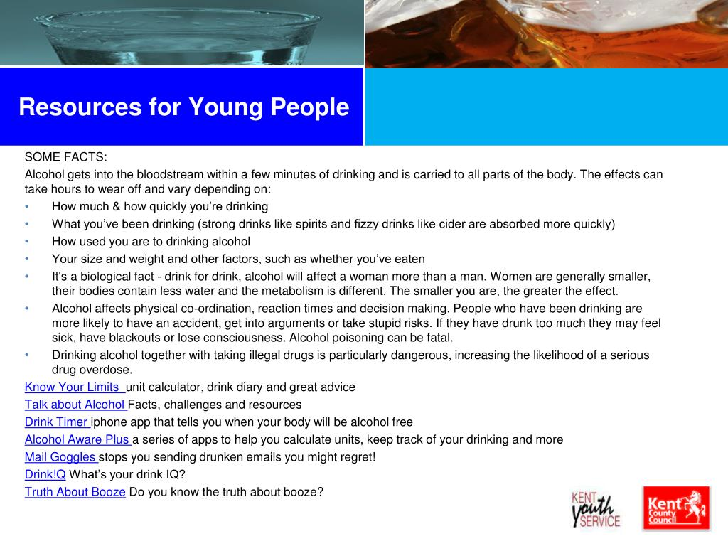 Resources for Young People